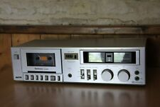 VINTAGE lecteur de Cassette Deck TECHNICS MODEL NO RS-M205