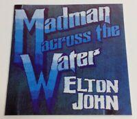 Elton John: Madman Across The Water - 1995 Remastered CD - 9 Tracks
