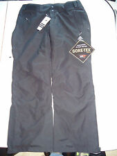 ADIDAS GORE-TEX INSULATED SKI / SNOWBOARD PANTS WOMEN'S XL SHORT BLACK $295