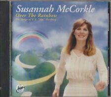 """C.D.MUSIC E458 SUSANNAH McCORKLE OVER THE RAINBOW THE SONGS OF E.Y. """"YIP""""HARBURG"""