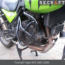 Triumph Tiger 955i 2001-2006 Crash Bars Engine Guard Frame Protector