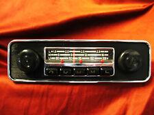 Oldtimer Autoradio Grundig Emden 4,VW Regler, ORIGINALER ZUSTAND!!