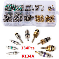 40pcs Car/&Truck R12 R134a Air Conditioning A//C Valve Core/&Remover Assortment Kit