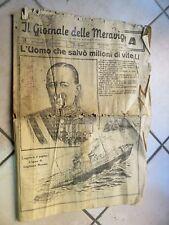 Guglielmo Marconi Storia della navigazione Roma e Porsenna Vita degli animali