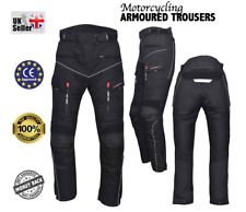Motorbike Motorcycle ATGATT Orig' Trousers Cordura Textile CE approved Armour