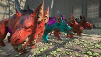 Ark Survival Evolved Xbox One PvE Unleveled 201-272 Randomly Colored Ravager