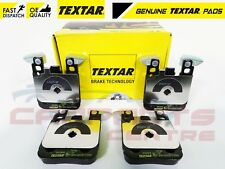 FOR BMW 1 2 3 4 SERIES 2012- M-SPORT REAR GENUINE TEXTAR PERFORMANCE BRAKE PADS