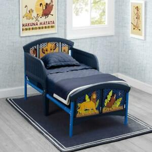 Childrens Bed The Lion King Toddler Boys Furniture Buzz Childs 15 months+