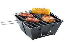 MINI GRILL pliant Barbecue de CAMPING voyage pliable en plein air