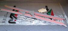 Genuine Aprilia AF-1 125 Sidepanel stripes Decal set AP8111680
