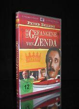 DVD DER GEFANGENE VON ZENDA - PETER SELLERS (Inspektor Clouseau + Dr.Fu Man Chu)