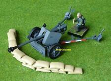 WW2 GERMAN ARTILLERY 75MM PAK40 ANTI TANK Cannon GUN 1:32 1:35 Scale Pak_40