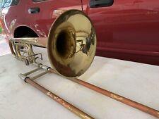 Antoine Courtois 420B II Challenger BASS Trombone