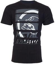 METAL MULISHA Mens T-Shirt STRATEGIC Motocross Racing BLACK Biker UFC Fox $30