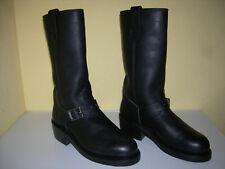 DAYTON Rider Damen Biker Schuhe Stiefel Leder Made in CANADA Gr.37,5(4E) Neuw