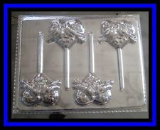 NEW! ***HEARTS with DOVES*** Candy Mold #1001