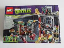 More details for lego 79103 turtle lair attack tmnt