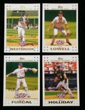 2007 Topps Opening Day Finish/Complete Your Set  10 picks $2 Pick ALL U Need