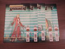 Secret Wars: Guardians of Knowhere (Marvel 2015) #1-4 Skottie Young Variants