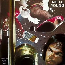 NEIL YOUNG AMERICAN STARS N BARS NEW SEALED VINYL LP REISSUE IN STOCK