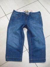 size UK 14 LADIES womens NEXT JEANS CROP cargo pants capri shorts cropped