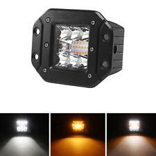 86mm Arbeitsleuchte Zusatzscheinwerfer LED 1500lm 12//24V Durchmesser