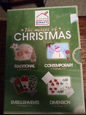 Create and craft the magic of christmas 4 disc