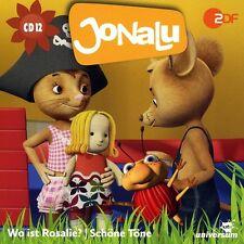 CD * JONALU STAFFEL 2 -  HÖRSPIEL CD 12 # NEU OVP  §