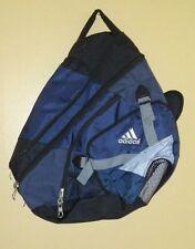 Adidas LOAD Spring Sling Backpack One Shoulder Strap Blue EUC