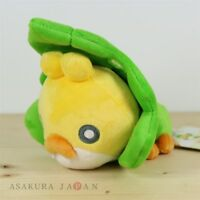 Pokemon ALL STAR COLLECTION Sewaddle Plush doll SAN-EI From Japan