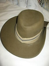 L@K! Issue Dunkerley Australian Slouch Hat Vietnam 1965 Boonie with Hat Band