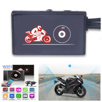 Waterproof WiFi Front 1080P Motorcycle Camera DVR+720P Rear View Camera Recorder
