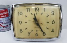 Vintage Sessions Wall Clock Co. USA Works!