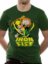 MARVEL Comics T-Shirt Iron Fist M