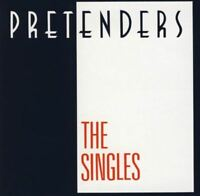PRETENDERS the singles (CD, compilation) greatest hits, best of, new wave, 1987