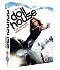 Dollhouse - The Complete Series [Blu-ray] [2009] Season 1 2 Box Set BRAND NEW R2