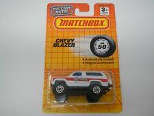 Matchbox Chevy Blazer Sheriff MB50