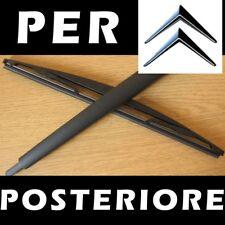 BRACCIO + SPAZZOLA TERGICRISTALLO POSTERIORE per Citroen Xsara Picasso 1999+
