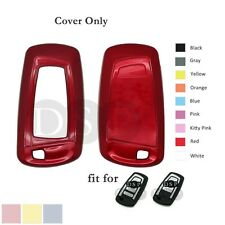 PVC Paint Color fit for BMW 1 3 4 5 6 7 X1 X3 X5 Smart Key Fob Shell RD