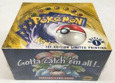 pokemon 1st edition booster pack