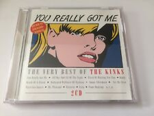 THE KINKS - VERY BEST OF - YOU REALLY GOT ME - CD