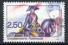STAMP / TIMBRE FRANCE OBLITERE N° 2702 REVOLUTION / GENDARMERIE