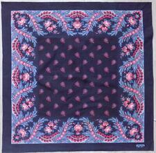 LES OLIVADES Beautiful Vintage Provence Cotton Tablecloth France Black