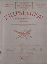 L' ILLUSTRATION No 4176 . 17 mars 1923 . Maginot dans la Ruhr .