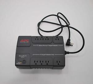 APC Back-UPS ES 500 Uninterruptable Power Supply Battery Back-Up 8 Outlet 500VA