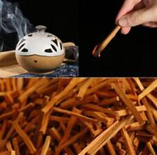 50g 1 Bag 7CM Sandalwood Wood Incense Sticks Irregular Resin Incense Pure Real