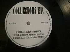 (COLLECTORS EP) Gang Starr/Redman/Sugar Bear/Lords of The Underground etc