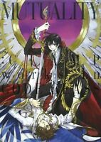 MUTUALITY CLAMP works CODE GEASS Japan Anime Manga illustration Art Book