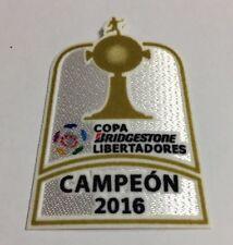 2016 COPA LIBERTADORES DE AMERICA Campeon Patch River plate Badge Futbol Soccer