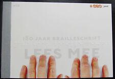 NED NVPH PR23 Prestigeboekje 2009 Braille prachtig postfris CW 16,-